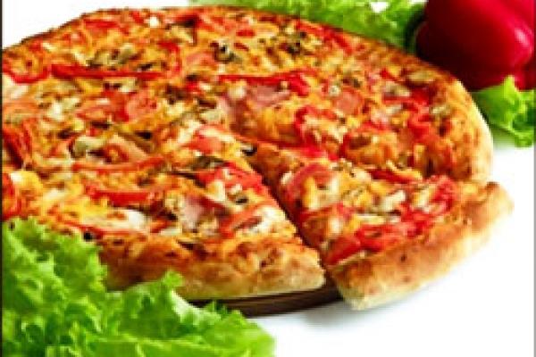Пицца Американская