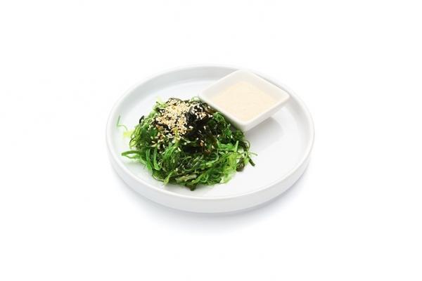 "Салат японский ""Чука"""