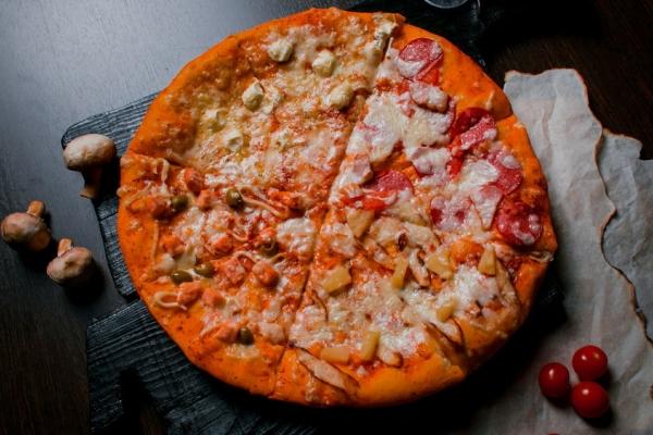 "Пицца ""4 стихии"" Ø35"
