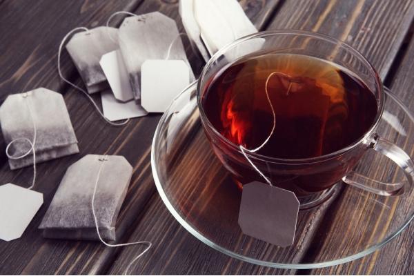 Чай пакетированный черный